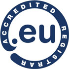 Accredited Registrar logo